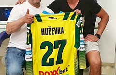 Peter Huzevka Eishockeyspieler, MsHK Zilina
