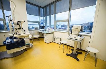 očná klinika Bratislava Aupark 45