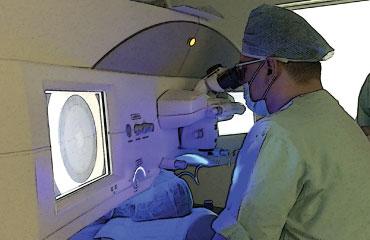 Ein Tag in der iClinic-Augenklinik