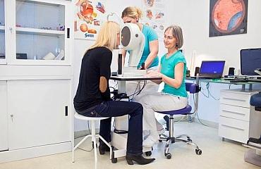 očná klinika Bratislava 5